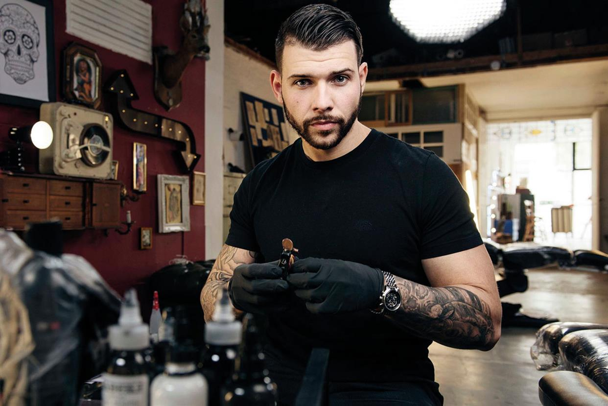 Tattoo Fixers: never trust a man with a beard