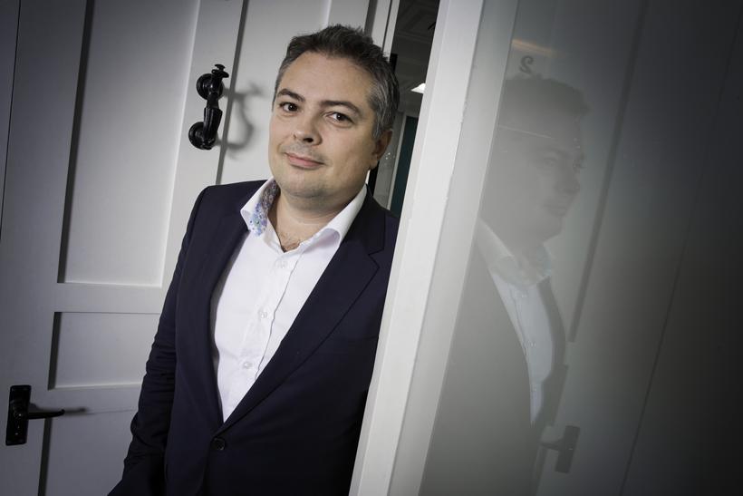 Matt Adams: chief executive of Havas Media