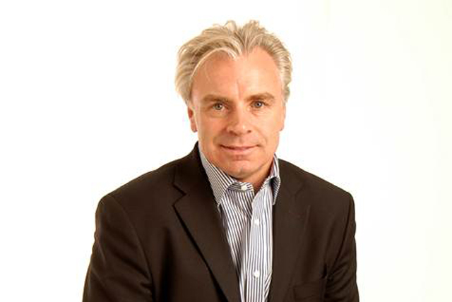 Simon Bolton, worldwide CEO, The Brand Union