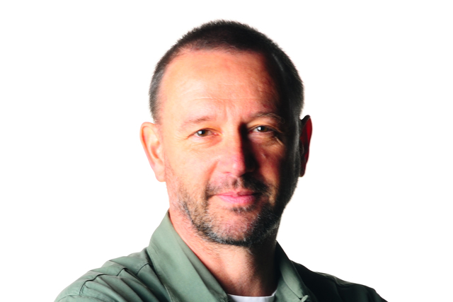 Simon Wright, managing director, Greenwich Design