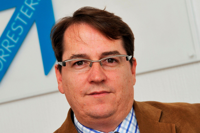 Ross Walker, European trade mark attorney and partner, Forresters