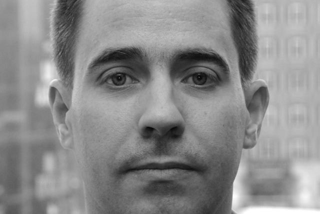 Luke Harris, HTML5 developer, 4th Screen Advertising