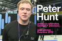 Event TV: Catch-up with Eventice 2012 winner Peter Hunt