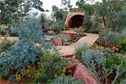 Australian garden wins Hampton Court best in show