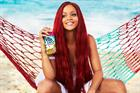Rihanna-backed drink launches ad contest