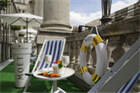 Moët & Chandon opens champagne terrace in Piccadilly