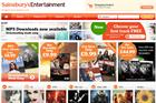 Sainsbury's enters music download market