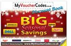 Discount coupon website MyVoucherCodes signs up retailers for direct-mail book