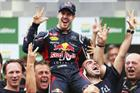 Red Bull caps memorable 2012 with F1 win for Vettel