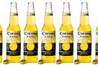 Corona Extra secures tennis net logo placement