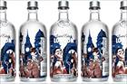 Absolut partners Gorillaz artist Hewlett for 'Bloody London' push