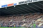 Newcastle FC renames stadium