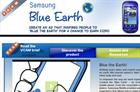 Samsung encourages consumers to create ads for Blue Earth mobile