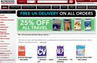 Borders overhauls website to join ebook sales battle