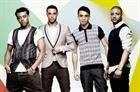 JLS to promote music in 3D