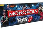 Stones roll dice with Monopoly edition