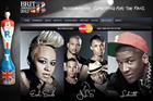 MasterCard rolls out 'priceless' Brits competition