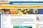 Paramount promotes Nickeloden with Amazon tie-up