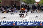 Buxton extends England cricket partnership