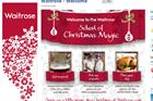 Waitrose rolls out Christmas cooking 'how-to' videos