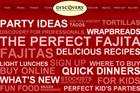Mexican food brand Discovery launches consumer cooking site