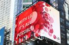 LG aims to bounce back with 'It's All Possible' brand identity