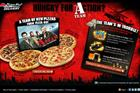 Pizza Hut launches A-Team pizza campaign