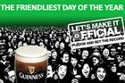 Guinness launches St Patrick's Day sheep dog viral