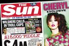 NI ups cover prices of  The Sun and The Sunday Times