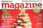 Sainsbury's magazine celebrates biggest-ever edition