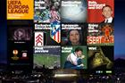 Digital magazine backs UEFA Europa League final