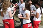 KFC recruits female undergrads for Double Down butt campaign