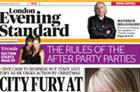 BR Video: Free Evening Standard changing readers' habits