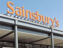Sainsbury's lures men with plasma shelf talkers