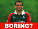 Martin Johnson hits back at 'boring Leicester' claims