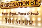Coronation Street cast record 50th anniversary album