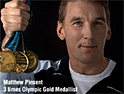 Olympic gold medallist Pinsent appears in MG Rover ad