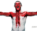 Rooney's bloody red cross for Nike causes uproar