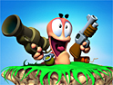 Sega signs Red Bull to feature in new Worms 3D game
