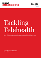 How CCGs can commission successful telehealth services