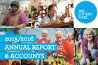 Big Lottery Fund awards down by more than £400m, accounts show