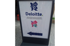 Deloitte: London 2012 hospitality