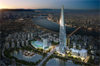 Seoul's 123-storey Lotte World Tower and luxury hotel nears opening