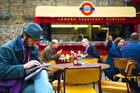 Transport for London resurrects workers' mobile canteen