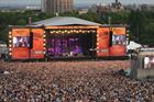 Barclaycard to sponsor Hyde Park gigs