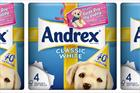 Andrex recalls 'real' puppy for 40th anniversary campaign