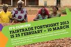 Fairtrade Foundation seeks 'deeper' engagement with 2013 activity