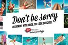 Virgin Holidays responds to Three's mock spam apology with 'Don't be sorry' ad