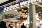 Carphone Warehouse to open 60 stand-alone Samsung stores
