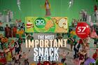 United Biscuits launches £4m campaign for overhaul of Go Ahead 'healthy' biscuit range